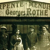 Charpente et menuiserie Rothe